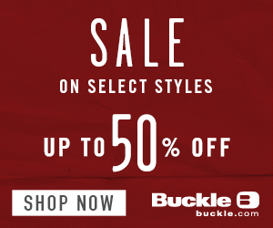 Select Sale Styles up to 50% Off!