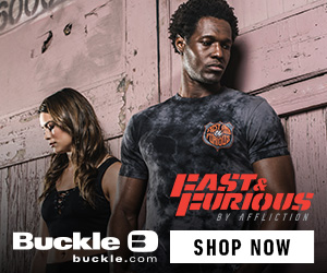 Fast & Furious by Affliction - Shop the Collection Today!