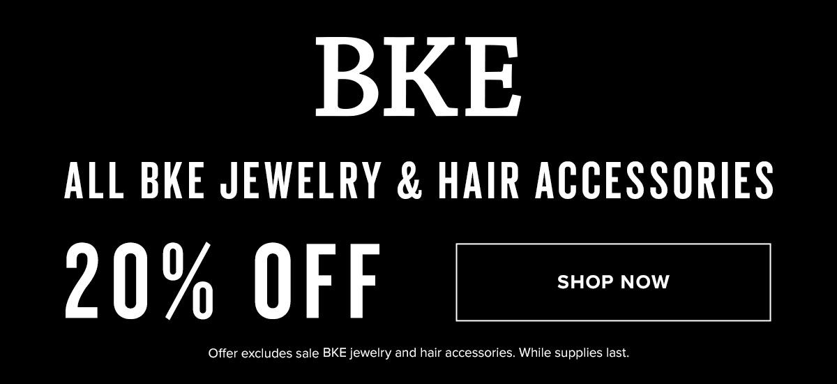 BKE Jewelry