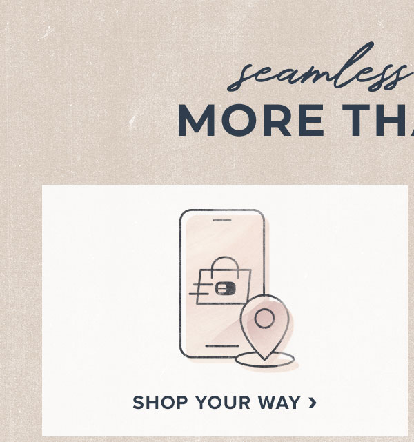Shop Your Way