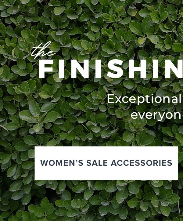 Women's Sale Accessories