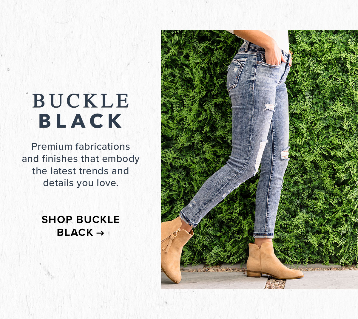 Shop Women's Buckle Black