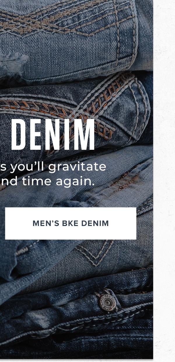 Shop Men's BKE Denim
