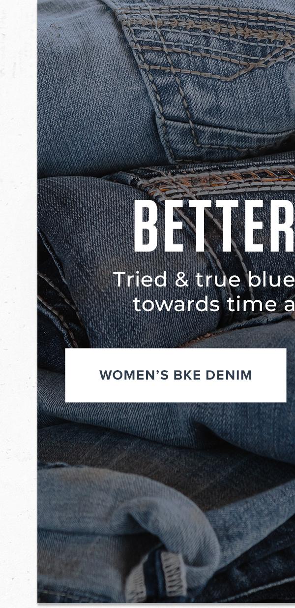 Shop Women's BKE Denim